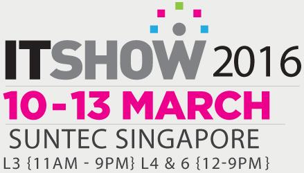 IT show 2016 logo