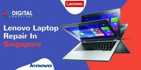 Lenovo Laptop Repair In Singapore
