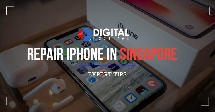 Repair iPhone In Singapore