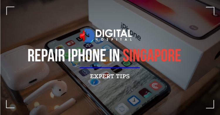 Repair iPhone In Singapore