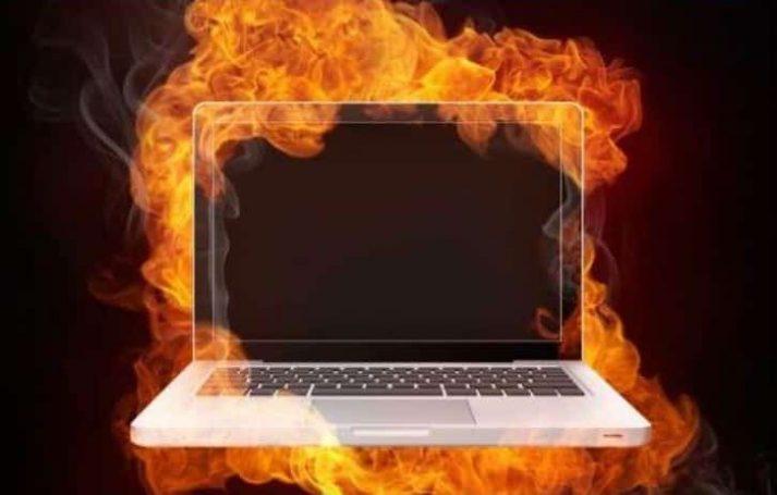 laptop overheat