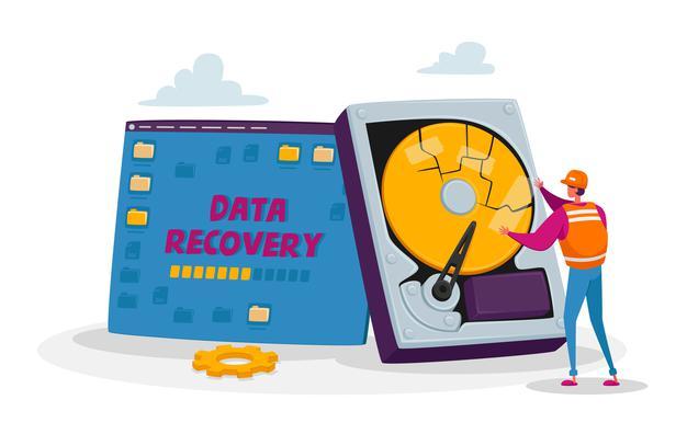 Ensure MacBook data recovery