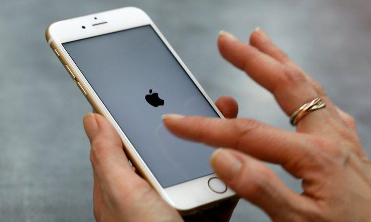 Slow Older iPhones